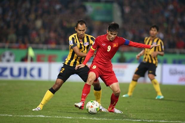 Nhin lai 4 tran 'kinh dien' giua Viet Nam va Malaysia tai AFF Cup hinh anh 1