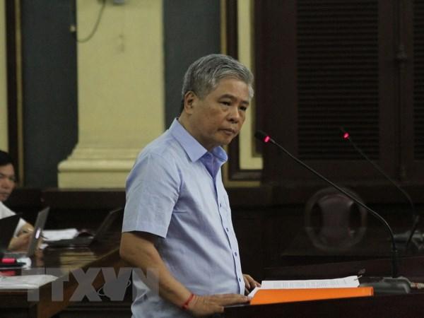 Nguyen Pho Thong doc Ngan hang Nha nuoc duoc huong an treo hinh anh 1