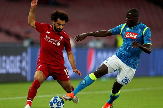 Champions League: Liverpool 'sinh tu,' 3 doi gianh ve vong 1/8 hinh anh 1