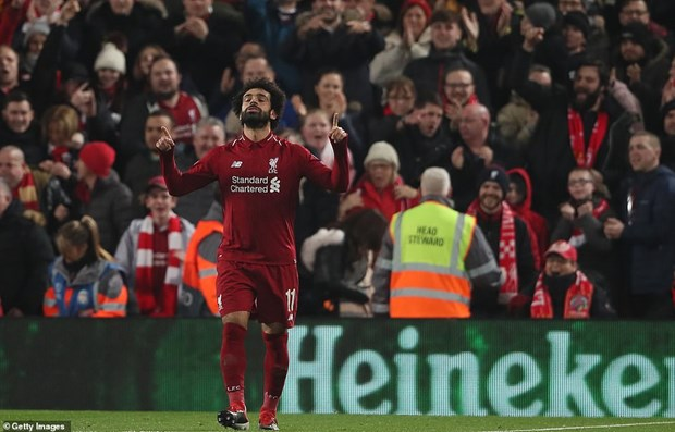 Champions League: Liverpool vao vong 1/8, Serie A 'om han' hinh anh 1