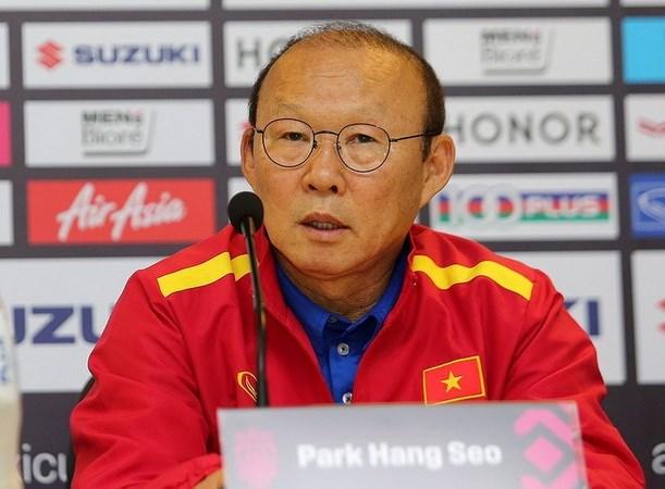 HLV Park Hang-seo: Chung toi se khong de co dong vien that vong hinh anh 1