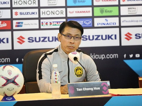 HLV Malaysia noi gi truoc chung ket luot ve AFF Suzuki Cup 2018? hinh anh 1