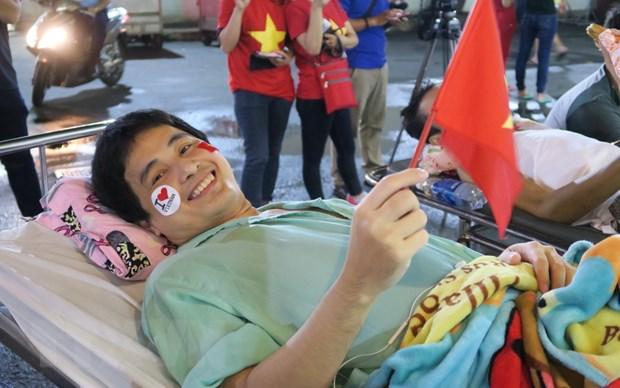 Viet Nam vs Malaysia 1-0 (3-2): Viet Nam vo dich AFF Suzuki Cup 2018 hinh anh 17