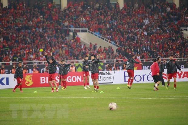 Viet Nam vs Malaysia 1-0 (3-2): Viet Nam vo dich AFF Suzuki Cup 2018 hinh anh 14