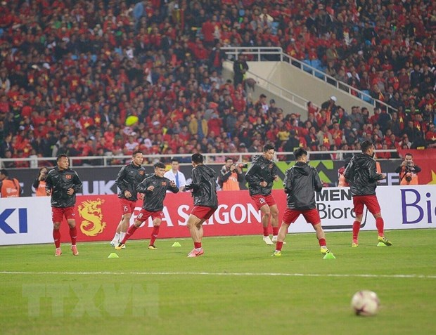 Viet Nam vs Malaysia 1-0 (3-2): Viet Nam vo dich AFF Suzuki Cup 2018 hinh anh 15