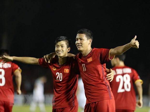 Du doan doi hinh ra san tran chung ket AFF Cup Viet Nam - Malaysia hinh anh 1