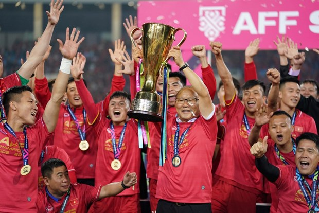 Viet Nam vs Malaysia 1-0 (3-2): Viet Nam vo dich AFF Suzuki Cup 2018 hinh anh 1