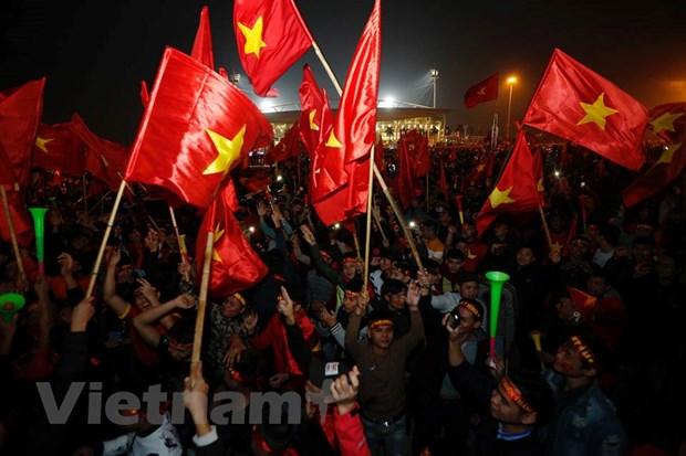 Viet Nam vs Malaysia 1-0 (3-2): Viet Nam vo dich AFF Suzuki Cup 2018 hinh anh 18