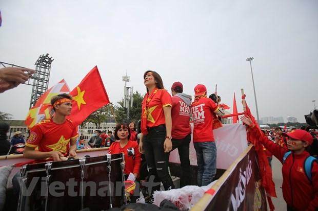 Viet Nam vs Malaysia 1-0 (3-2): Viet Nam vo dich AFF Suzuki Cup 2018 hinh anh 5