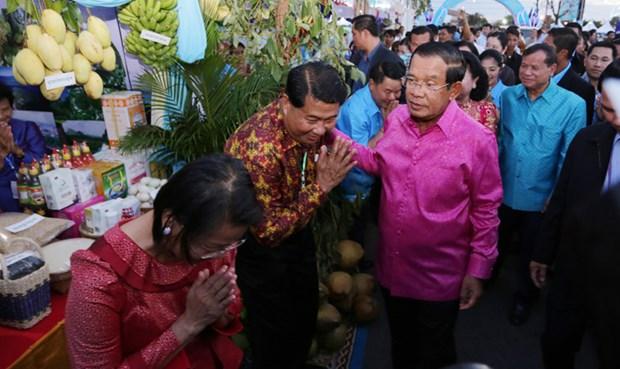 Campuchia to chuc Festival Bien, thuc day tiem nang du lich hinh anh 1