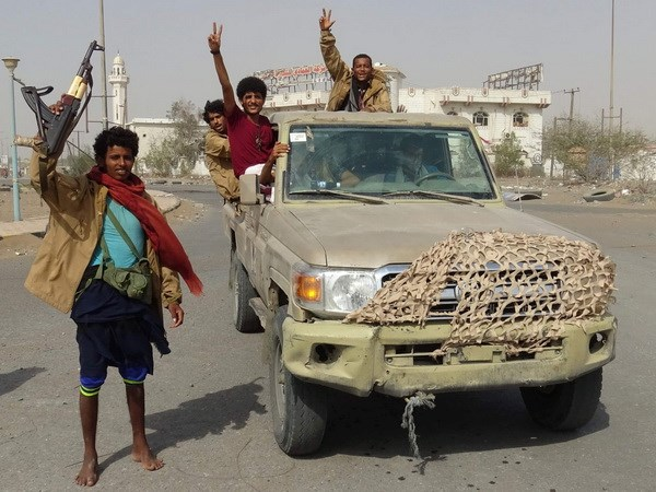 Yemen: Lien hop quoc giam sat thoa thuan ngung ban tai Hodeidah hinh anh 1