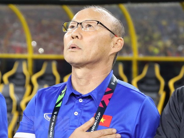 HLV Park Hang-seo: Tuyen Viet Nam bi danh gia thap nhat bang hinh anh 1