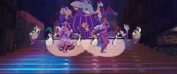 Mary Poppins Returns dua khan gia vao khong khi co tich va nhac kich hinh anh 2
