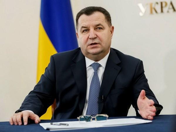 Ukraine khang dinh gan gui hon voi NATO trong suot 4 nam qua hinh anh 1