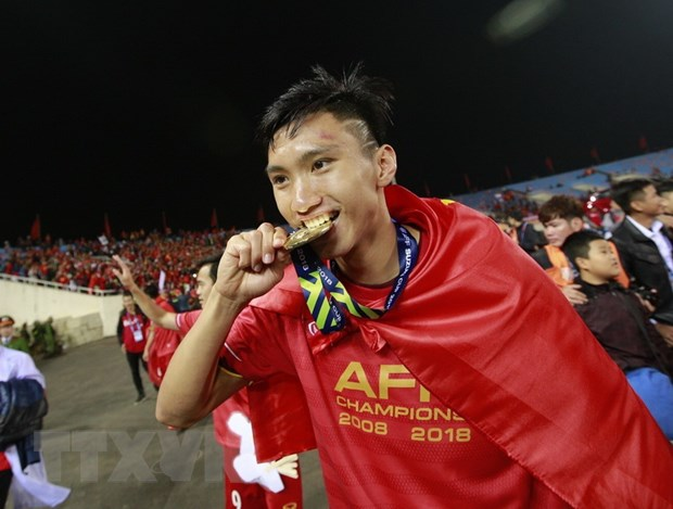 Asian Cup 2019: Tuyen Viet Nam tre nhat, Trung Quoc gia nhat hinh anh 2