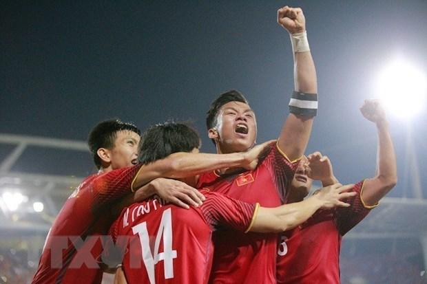 Asian Cup 2019: Tuyen Viet Nam tre nhat, Trung Quoc gia nhat hinh anh 1