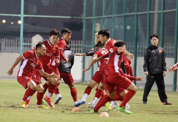 Luong Xuan Truong: Can phai quen AFF Cup de huong den Asian Cup hinh anh 2