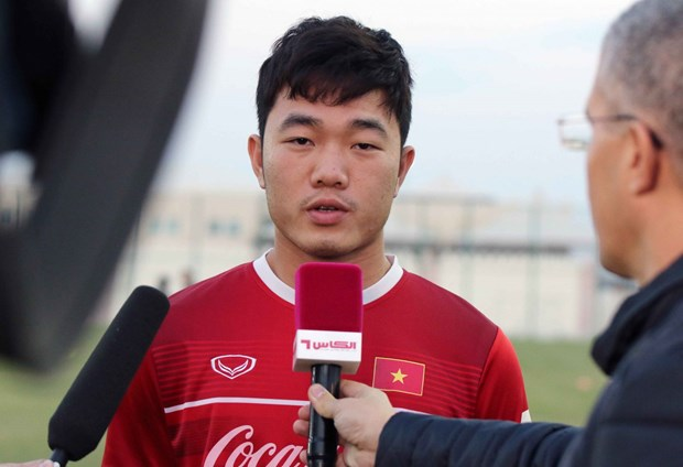 Luong Xuan Truong: Can phai quen AFF Cup de huong den Asian Cup hinh anh 1
