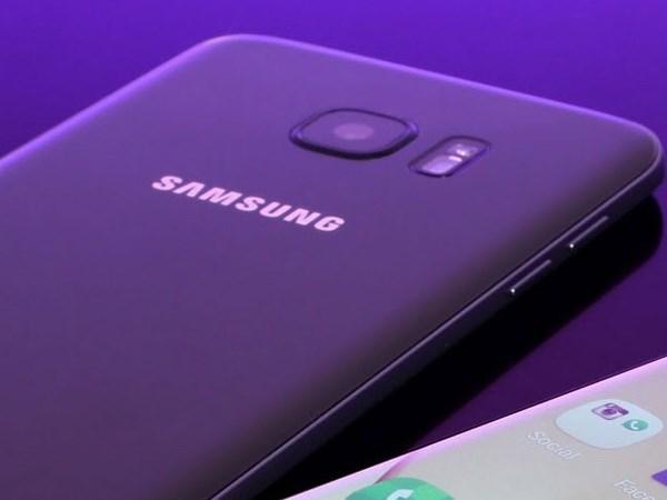 Samsung dan dau thi phan smartphone cao cap tu 400-600 USD hinh anh 1