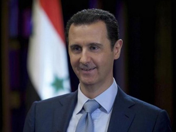 Anh: Nho su ho tro tu Nga,Tong thong Syria Bashar al-Assad van tai vi hinh anh 1