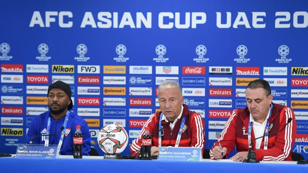 Lich truc tiep: Asian Cup 2019 chinh thuc buoc vao guong quay hinh anh 2