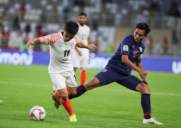 Xem truc tiep tran dau Thai Lan - An Do tai Asian Cup 2019 hinh anh 1