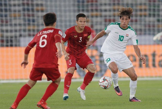 Viet Nam - Iraq 2-3: Viet Nam thua nguoc day tiec nuoi hinh anh 1