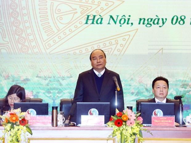 Nganh Tai nguyen va Moi truong can tao nen tang vung chac de but pha hinh anh 1