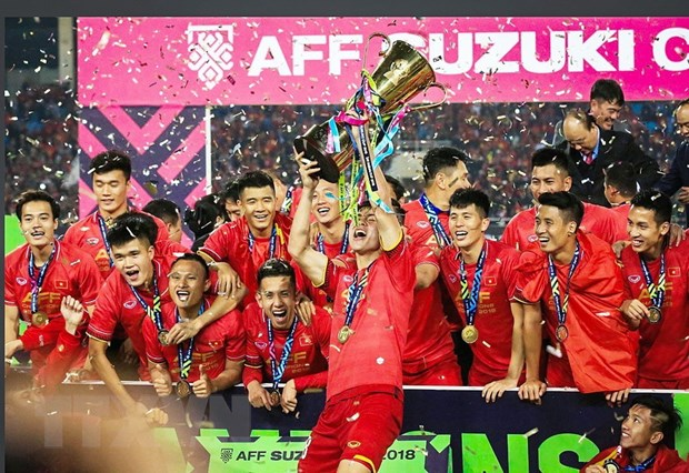 VCK Asian Cup 2019: Doi tuyen Viet Nam va cuoc chien moi hinh anh 2