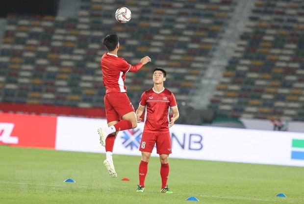 Nhung thong tin thu vi truoc tran Viet Nam - Iraq tai Asian Cup hinh anh 1