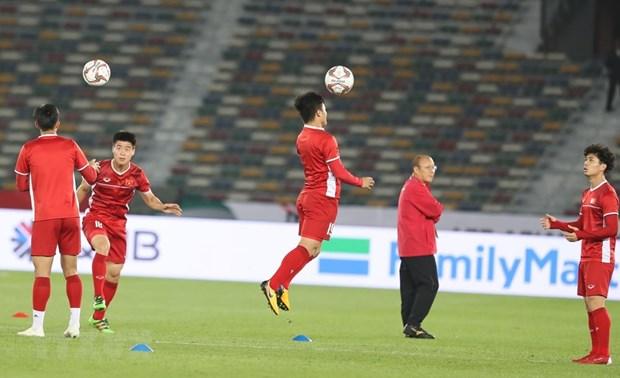 Tuyen Viet Nam tai Asian Cup: Ky vong vao 'cai duyen Tay A' hinh anh 1