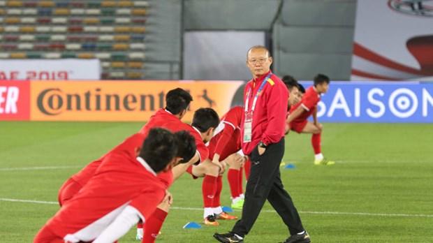 Doi tuyen Viet Nam tu tin cho don Iraq tai Asian Cup 2019 hinh anh 2