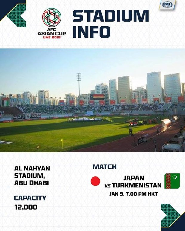 Xem truc tiep Asian Cup 2019: Nhat Ban vs Turkmenistan hinh anh 3