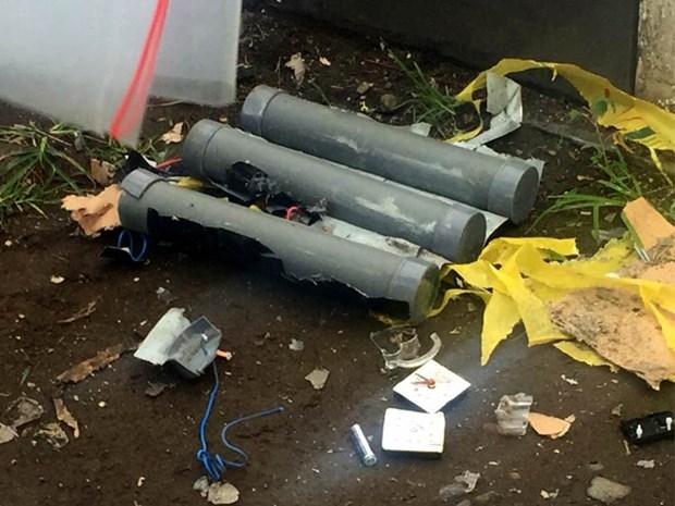 Indonesia: Phat hien thiet bi nghi la bom tai nha rieng quan chuc hinh anh 1