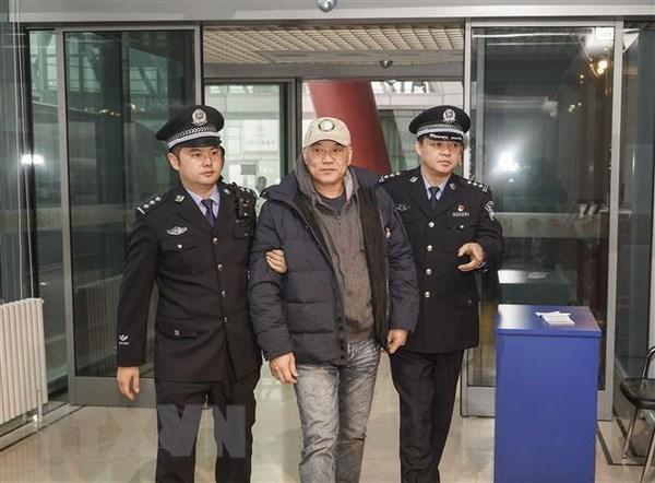 Trung Quoc ky luat hang tram nghin quan chuc trong nam 2018 hinh anh 1