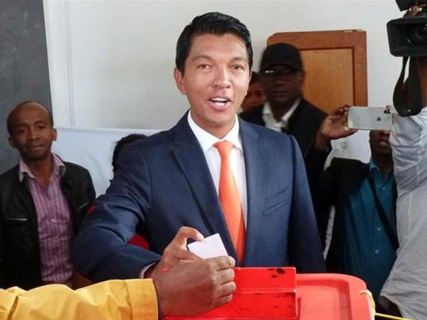 Toa an Hien phap Madagascar xac nhan ong Rajoelina chien thang hinh anh 1