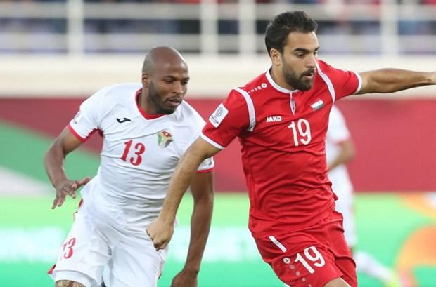 Ha Syria, Jordan tro thanh doi dau tien vao vong 1/8 Asian Cup 2019 hinh anh 1