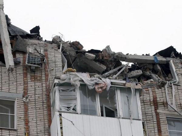 Nga: No khi gas tai Shakhty, khien it nhat 1 nguoi da thiet mang hinh anh 1