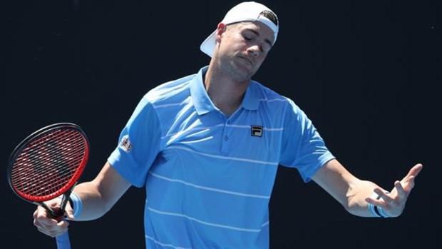 Australian Open: Hang loat hat giong bi loai, Masha thang tuyet doi hinh anh 1