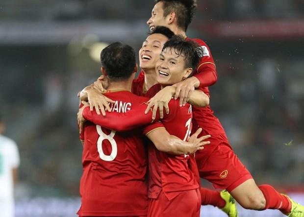 Lich truc tiep Asian Cup 2019: Viet Nam nam quyen tu quyet hinh anh 1