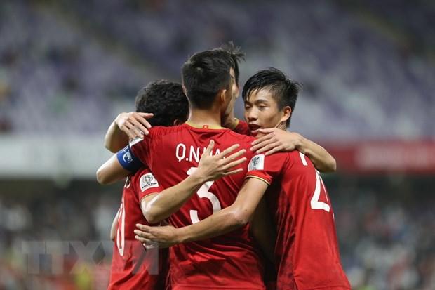 Ket qua Asian Cup 2019: Xac dinh 14 doi di tiep, Viet Nam rong cua hinh anh 1
