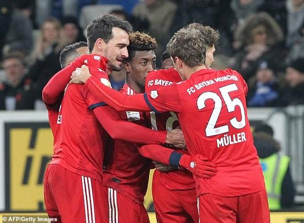 Goretzka toa sang, Bayern gay suc ep len ngoi dau cua Dortmund hinh anh 1