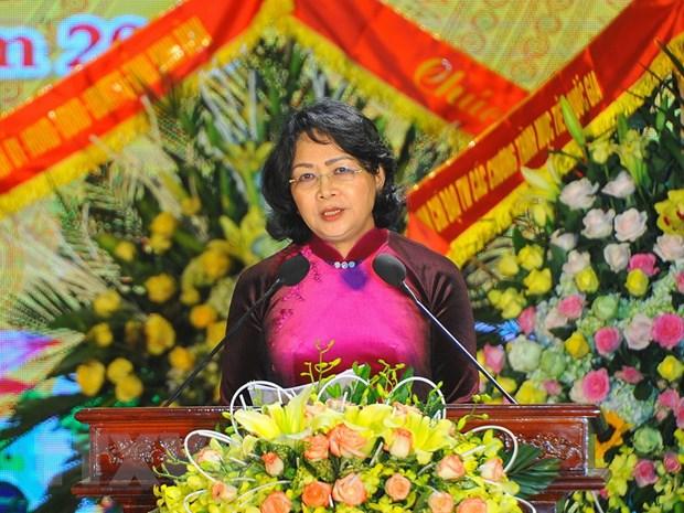 Ninh Binh: Cong nhan huyen Yen Khanh dat chuan nong thon moi hinh anh 1