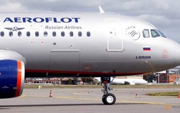 Nga bat giu hanh khach de doa khong tac may bay cua Aeroflot hinh anh 1