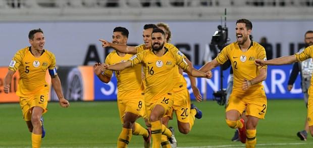 Ket qua vong 1/8 Asian Cup 2019: Xac dinh duoc 3 cap tu ket hinh anh 2