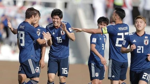 Ket qua vong 1/8 Asian Cup 2019: Xac dinh duoc 3 cap tu ket hinh anh 1