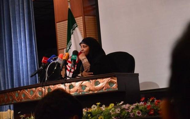 Iran trieu Dai su Thuy Si ve vu My bat giu phong vien Press TV hinh anh 1