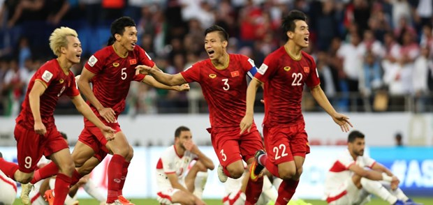 Lich truc tiep tu ket Asian Cup 2019: Viet Nam lap ky tich? hinh anh 1