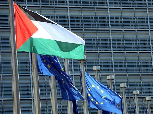 Lien doan Arab hoi thuc EU cong nhan nha nuoc Palestine hinh anh 1