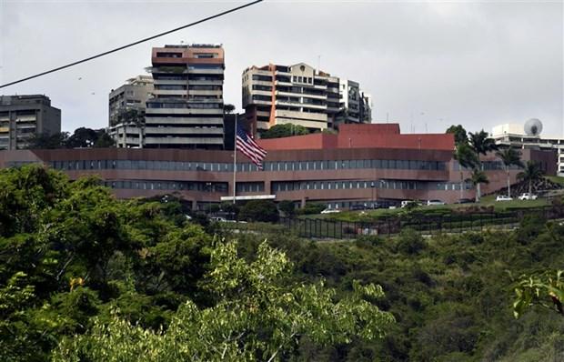 Bao Nga: My khong co ke hoach dong cua dai su quan tai Venezuela hinh anh 1